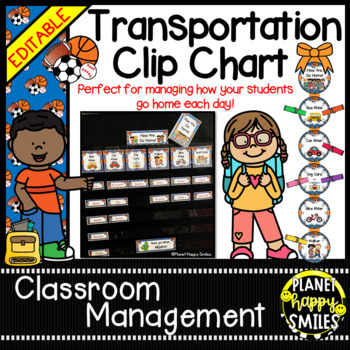 How we go home ~Transportation Bundle (Editable) ~ Sport Theme