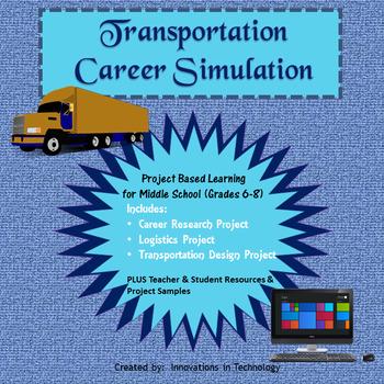 Transportation Career Simulation - Design an Ideal Mode of Transportation