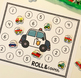 Transportation Circle Time, Centers, & Printables (Preschool)