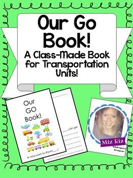 Transportation Class Book!