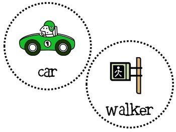 Transportation Clip Chart