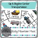 Transportation Clip It Music Center