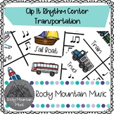 Transportation Clip It Music Center