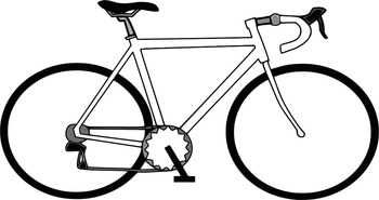 Transportation Clipart- Includes color and Black & White