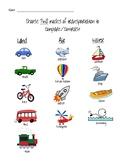 Transportation Compare-Contrast