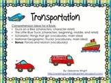 Transportation Comprehension