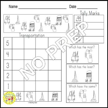 Transportation Activities and Task Cards