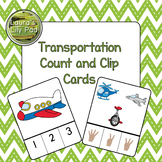 Transportation Count and Clip Cards