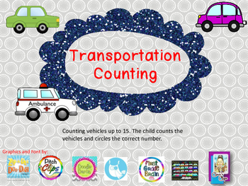 Transportation Counting