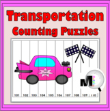 Number  Puzzles - Transportation Math