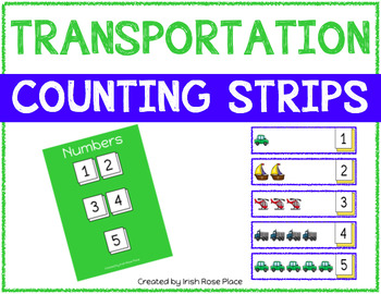 Transportation Counting Strips