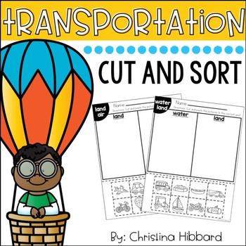 Transportation Cut and Sort
