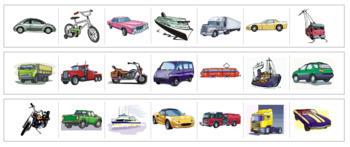 Transportation Cutting Strips
