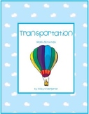 Transportation Differentiated Math Activities