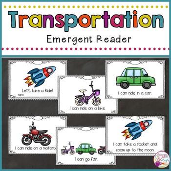 Transportation Emergent Reader