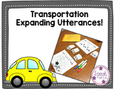 Transportation Expanding Utterances