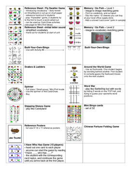 Transportation FRENCH Workbook & Games Pack