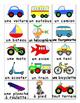 Transportation FRENCH Worksheets