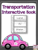 Transportation Interactive Booklet