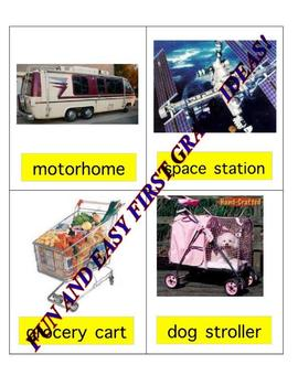 Transportation Fun Set (Common Core Aligned)