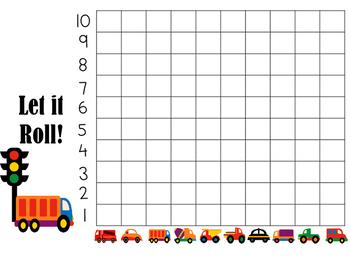 Transportation Graph Around the Room