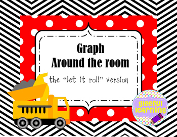 Transportation Graph Around the Room