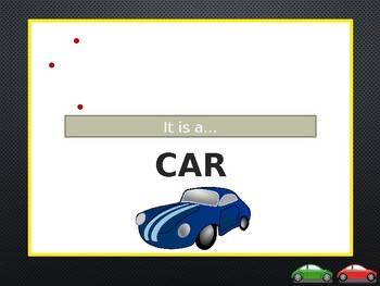 Transportation Guessing Game