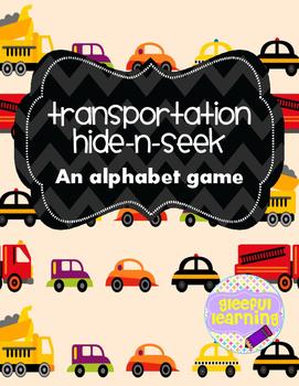 Transportation Hide-n-Seek