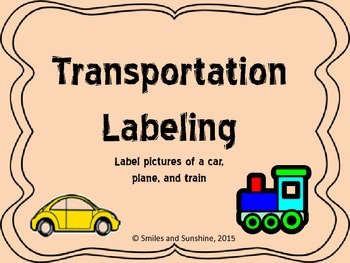 Transportation Labeling
