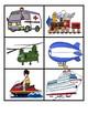 Transportation Land Air Sea Pocket Chart Sort