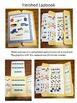 Transportation Lapbook, Preschool, Kindergarten, Autism, S