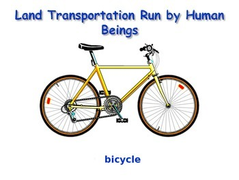 Transportation Lesson