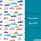 Transportation Lesson Plan (K-2)