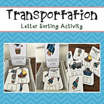 Letter Matching (Transportation)