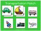 Transportation Match Sheets