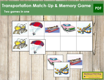 Transportation Match-Up and Memory