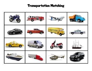 Transportation Matching