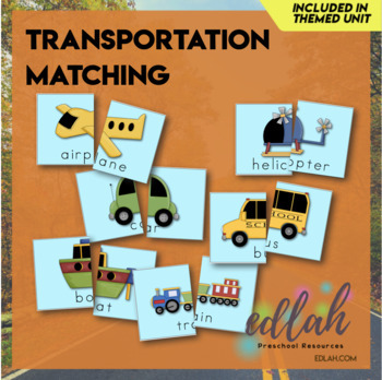 Transportation Matching & Spelling