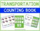 Transportation Math Bundle with Adapted Books