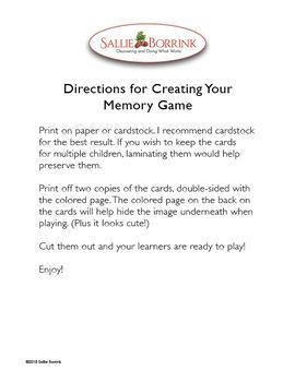 Transportation Memory Game - Transportation Theme Activity