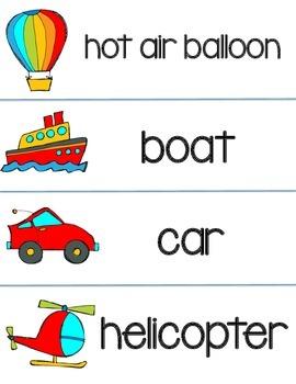 Transportation Mini-Unit