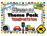 Transportation Musical Theme Pack BUNDLE