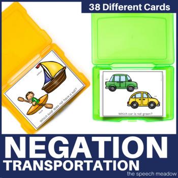 Transportation Negation