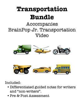 Transportation Note Taking for Special Education
