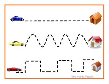 Transportation Pack for Preschool
