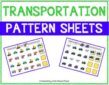 Transportation Pattern Mats