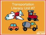 Transportation Preschool/Pre-K Unit