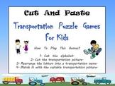Transportation Puzzle Games