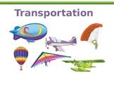 Transportation Quiz and Discussion PPT (Intermediate/advan