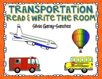 Transportation Read and Write the Room Center